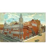 The Hippodrome New York City Vintage Post Card  - $6.00