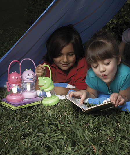 Image 1 of Pink Butterfly Animal Lantern (one)