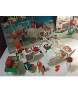 Playmobil Hospital Patient Room Set 3495 - $29.99