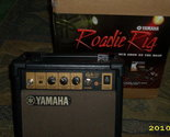 Buy Amplifiers - YAMAHA Roadie Rig GA10 Electric Guitar Amplifier