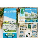 Vintage Aquatarium Brochure Aquarium St Pete Be... - $9.95