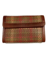 BRAND NEW Mulberry Woven Leather Clutch Wallet ... - $237.60