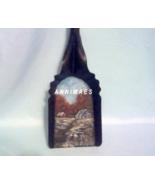 Collectible Coal Shovel Fall Design Hand Painte... - $25.00