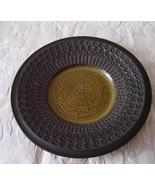Vintage Scandinavian Stoneware Decorative Plate... - $32.40