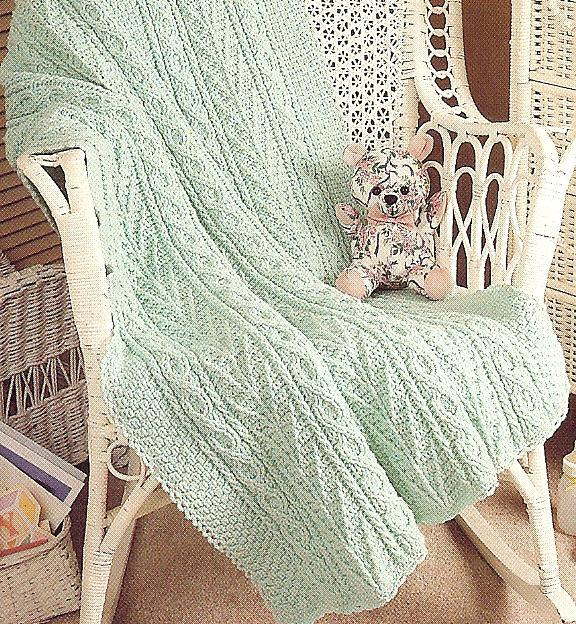 Aran Afghan Pattern Crochet - Pattern Collections