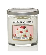 Yankee Candle 7 oz Strawberry Buttercream Candl... - $14.99