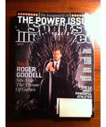 Sports Illustrated The Inaugural SI 50 The Power Issue Roger Goodell Stern Jones
