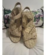 Cobbie Cuddlers  Ultra-Massage Sandals  Comfort... - $32.69
