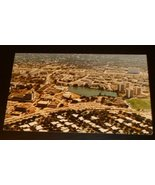 Vtg UNIVERSITY OF MIAMI Coral Gables FL aerial ... - $19.99