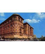 Vintage Postcard 1970's Monticello Hotel Norfol... - $4.99