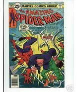 THE AMAZING SPIDERMAN #159 MARVEL COMICS HAMMER... - $4.95