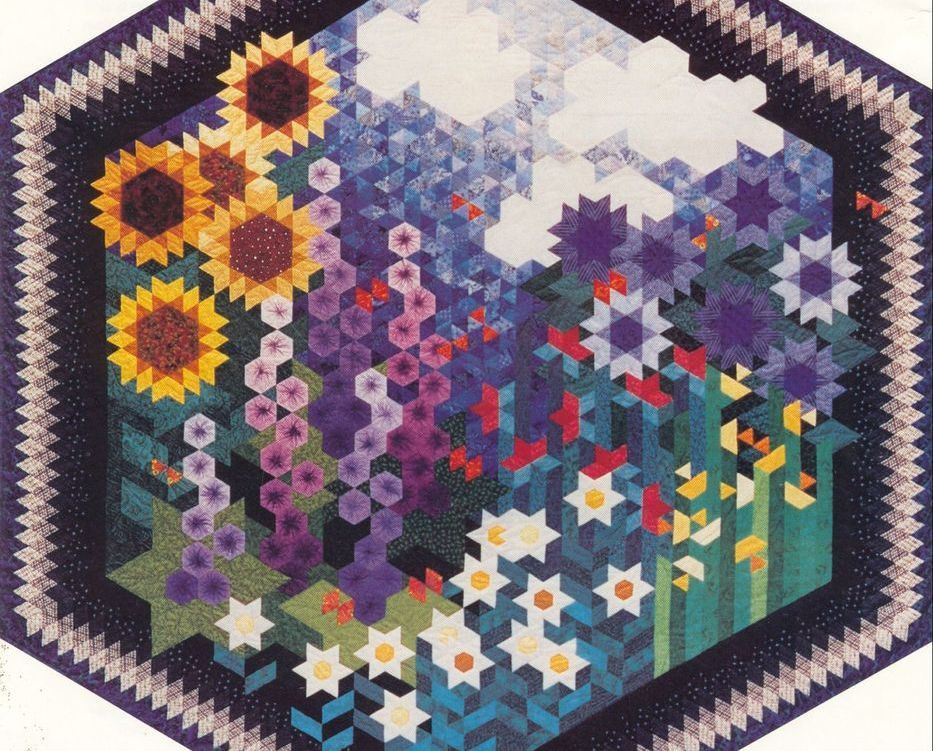 Sunflower Quilt Patterns | Sunflower Stuff