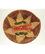Navajo Native American Indian Coiled Ceremonial... - $16.00