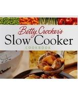 Betty Crocker's Slow Cooker Cookbook - $6.99