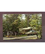 Vintage Postcard 1970 Cross Country Campground ... - $3.99