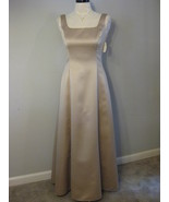 Formal Satin Gown By Jessica McClintock Size 10... - $68.00