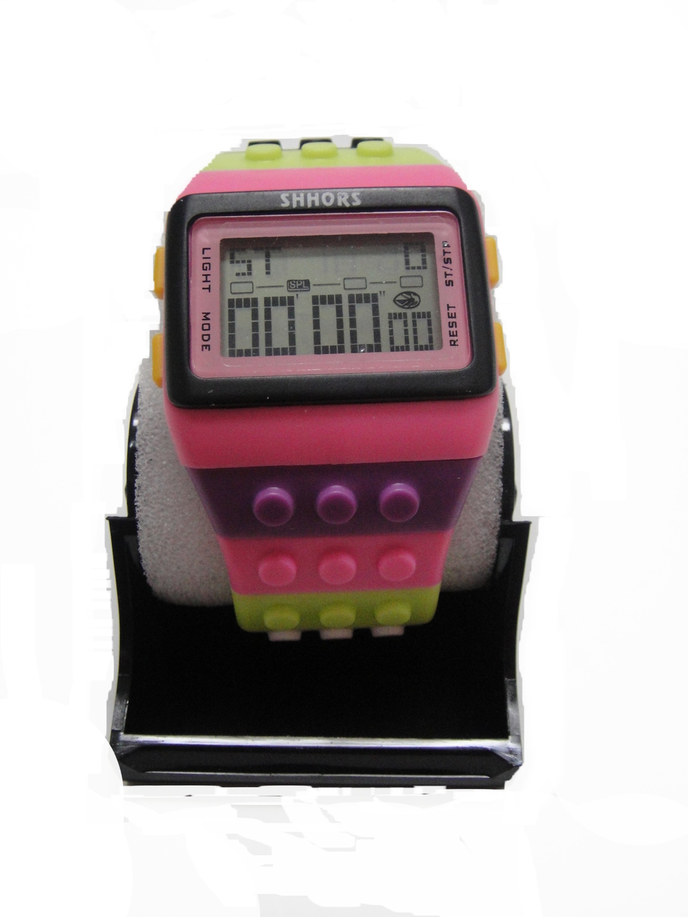 FUNKY COLORFUL LEGO WATCH    CANDYLAND