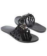 New SAM EDELMAN Bryce sandals shoes thongs jewe... - $79.90