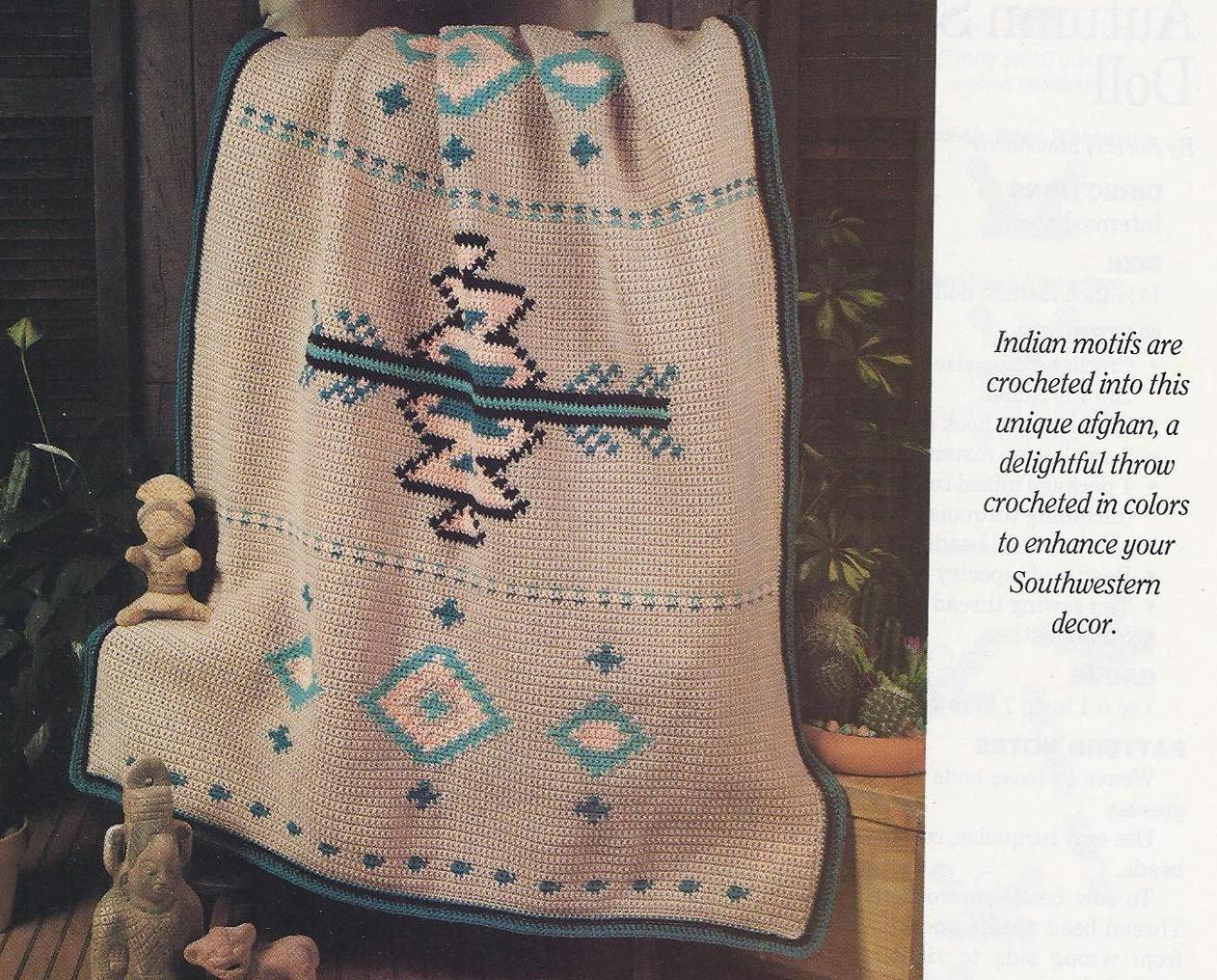 Crochet Patterns Native American : crochet_pattern_566.jpg