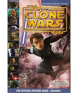 The Official Episode Guide: Season 1 Star Wars:... - $7.95