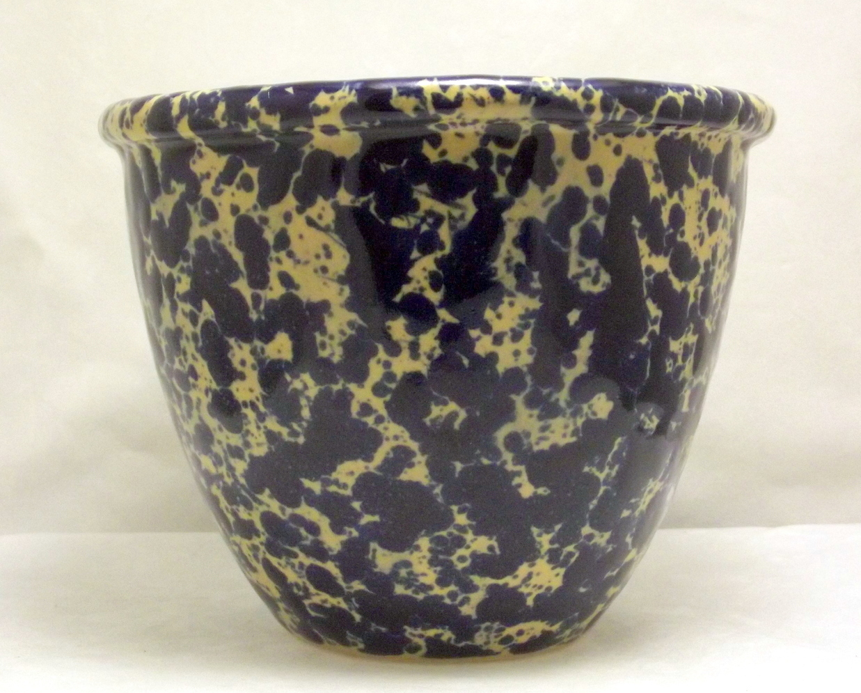 Bennington_pottery_blue_agate_deep_bowl_5