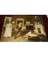 Clara Joel Richard Bennett Rare Kick In11x14 Wh... - $24.99
