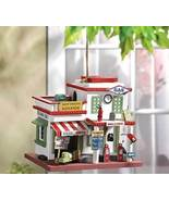 Gas Station Birdhouse - $19.95