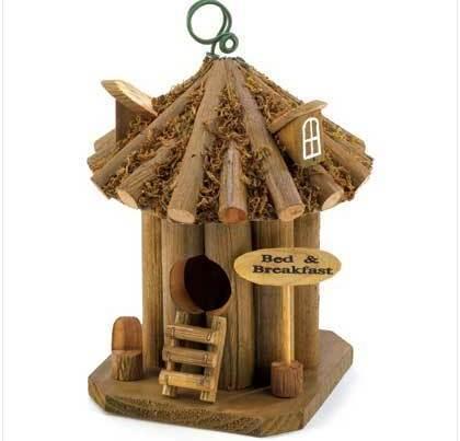 Image 0 of Bed & Breakfast Birdhouse