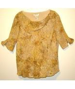 WOMEN LADIES SHIRT TOP DRESS U II SHARON PLUS 2X XXL - $8.99