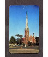 Vintage Postcard 1952 1950s First Christian Chu... - $3.99