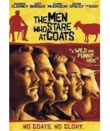 The Men Who Stare at Goats (DVD, 2010) - $5.00