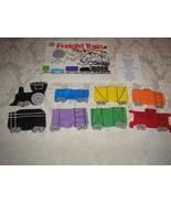 Freight Train Donald Crews felt board set One Penny Combine Ship
