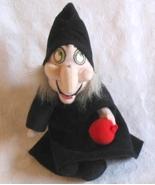 Disney Snow White Plush Bean Bag Hag Witch With... - $9.99