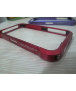 Aluminum Bumper Vapor4  Element Case Red/Red w/... - $18.70