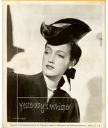 Vintage Dorothy Lamour Hollywood Hat Fashion Ph... - $14.99