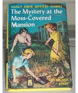 Nancy Drew #18 The Mystery at the Moss-Covered ... - $19.99