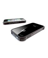 Aluminum Bumper Vapor4  Element Case Black w/ca... - $18.70
