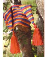 JESTER HAT & BOOTS CROCHET PATTERNS~RARE  - £4.57 GBP