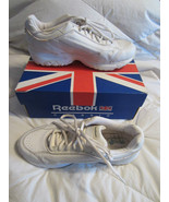 Womens Reeboks Classic Leather Athletic Shoes 8... - $34.59