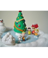 Peanuts Musical Motion Ice Skating Rink with Snoopy, Charlie & The Gang - $38.00