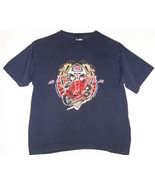 Phys Sci Short Sleeve Cotton Shirt Navy Boys Clothing Size M