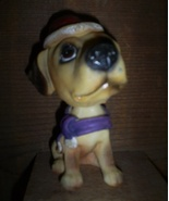 Bobble Head Christmas Pup - $6.00