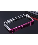 Aluminum Bumper Vapor4  Element Case Silver/Mau... - $18.70