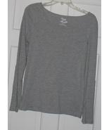 Zoey & Beth Gray Ladies Shirt Large NWOT - $8.99