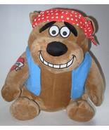 Dan Dee Biker Teddy Bear Plush Stuffed Animal L... - $19.97
