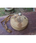 Antique PALCO CANTEENS  COVER & STRAP 2 QUART-E... - $40.00