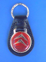 CITROEN AUTO KEYCHAIN KEY CHAIN RING FOB #115 - $3.75