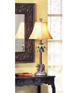 Monkey Under Palm Tree Table Lamp - $29.00