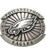 Philadelphia Eagles Licensed Nfl Belt Buckle - $22.00