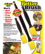 Better Brush Grilling And Cooking Brushes - $10.00